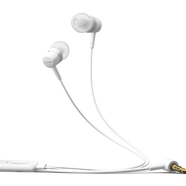 Sony MH750, Stereo Headset, White