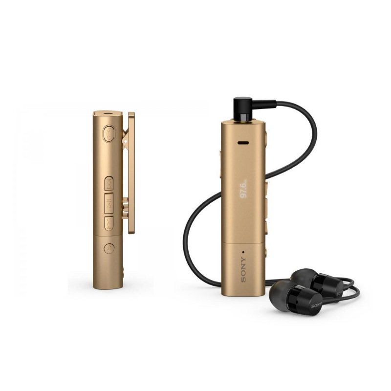 Sony SBH54 - Bluetooth Stereo Headset, Gold