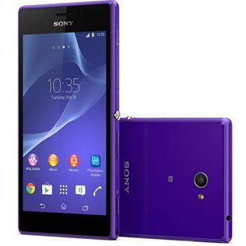 Sony Xperia M2 - D2303, 8GB, Purple