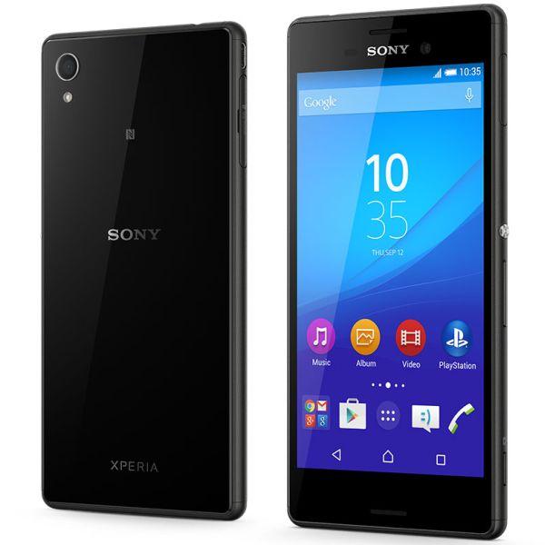 Sony Xperia M4 Aqua - E2303, Black - SK distribúcia
