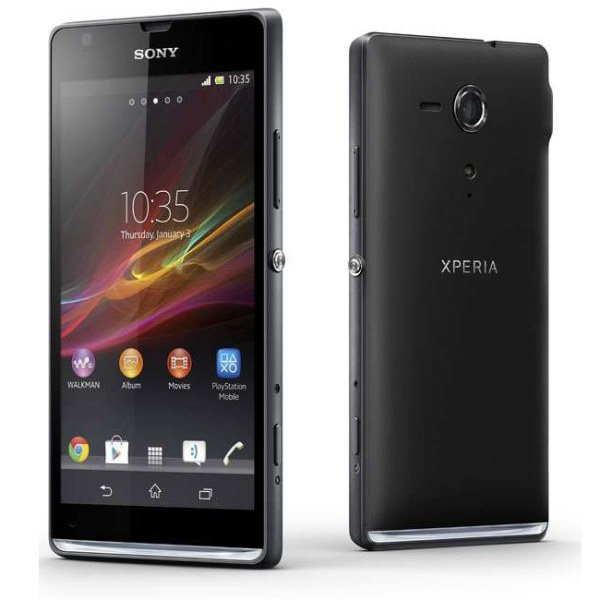 Sony Xperia SP - C5303, Android OS, Black - SK distrib�cia
