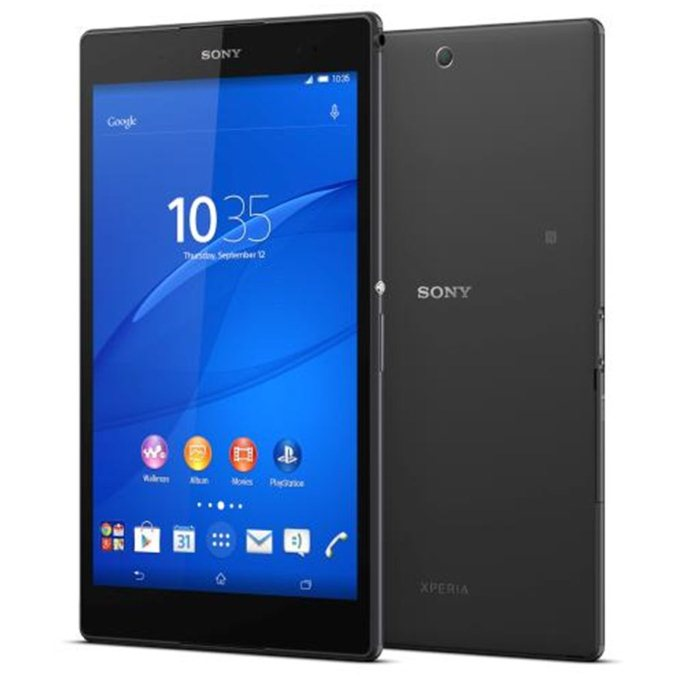 Sony Xperia Tablet Z3 Compact, LTE, 16GB, Black