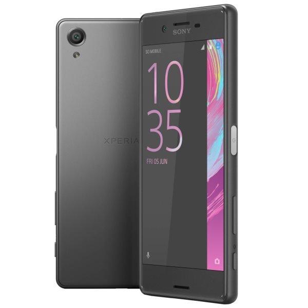 Sony Xperia X - F5121, 32GB | Black, Trieda A - použité, záruka 12 mesiacov
