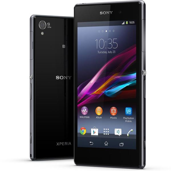 Sony Xperia Z1, 16 GB, Black - SK distrib�cia