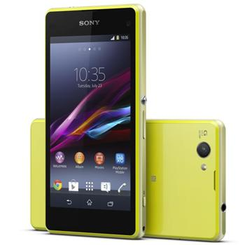 Sony Xperia Z1 Compact - D5503, 16 GB, Lime