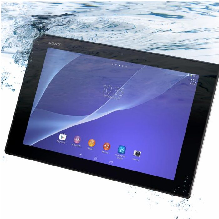 Sony Xperia Z2 Tablet LTE, Black