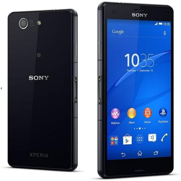 Sony Xperia Z3 Compact - D5803, Black