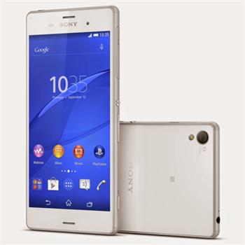 Sony Xperia Z3 Compact - D5803, White