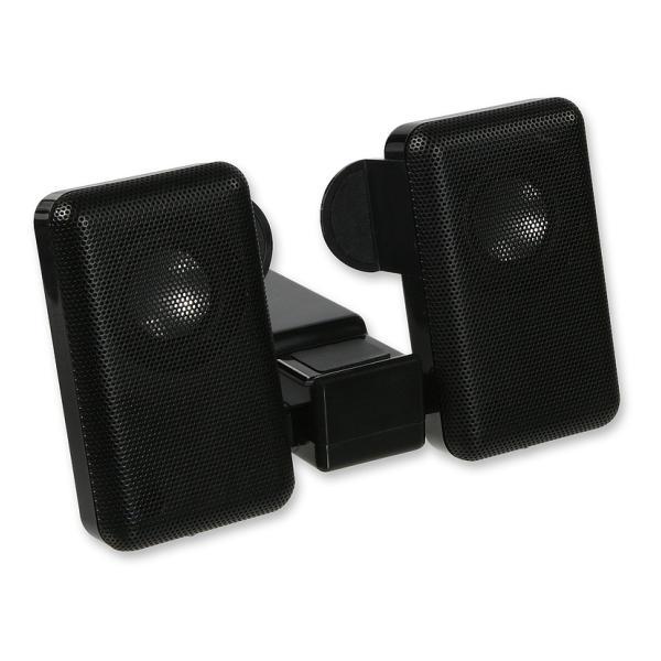Speed-Link Compact MP3 Speakers, black