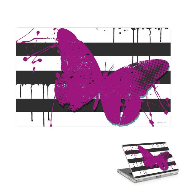 """Speed-Link Lares XS Netbook Cover 11,1"""", butterfly"""