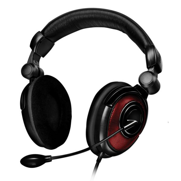 Speed-Link Medusa NX 5.1 Surround Headset (Limited Edition), red