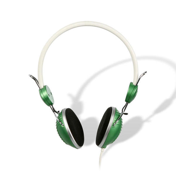 Speed-Link Metropolis Headset, green