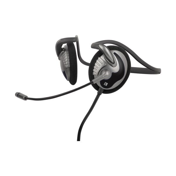 Speed-Link Picus Stereo PC Backheadset, black
