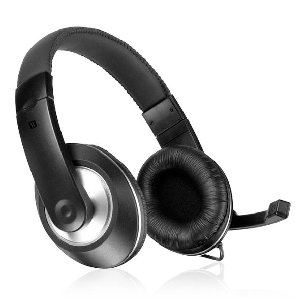 Speed-Link Thebe CS Stereo Headset, black
