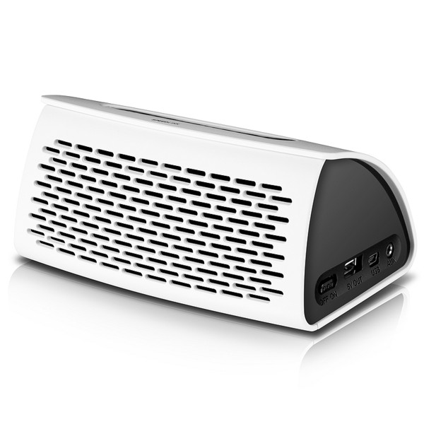 Speed-Link TONOS Premium Stereo Speaker  - Bluetooth, white