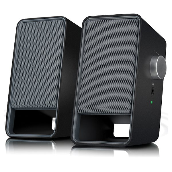 Speed-Link VIORA Stereo Speakers, black
