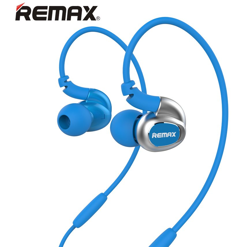 Stereo slúchadla, headset Remax RM-S1, Blue