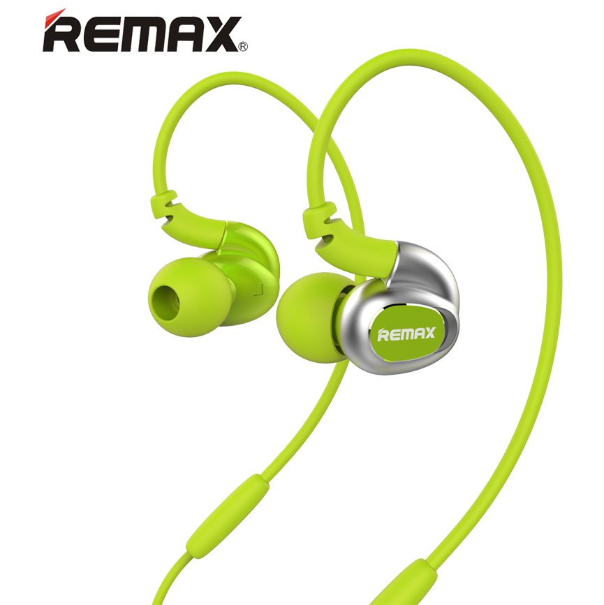 Stereo slúchadla, headset Remax RM-S1, Green