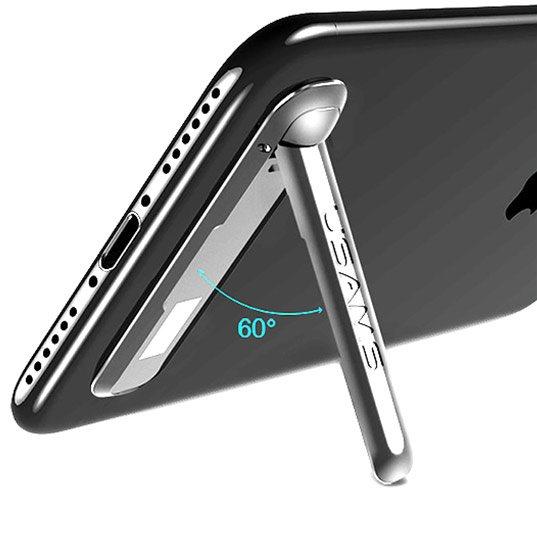 Stojanček USAMS ZJ016 pre Váš smartfón, Silver