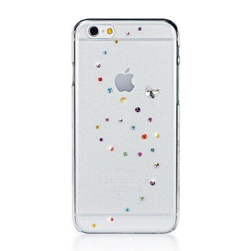Swarovski kryt Papillon pre iPhone 6/6s - Cotton Condy IP6-PP-CL-CCD