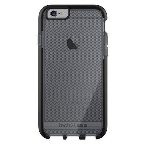 Tech21 Evo Check Case iPhone 6/6s Plus, smokey/black T21-5316