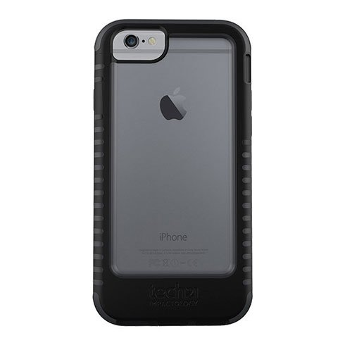 Tech21 kryt Patriot pre iPhone 6/6s Plus, black T21-4298