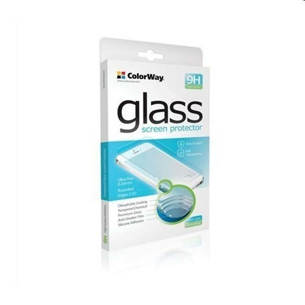 Tempered glass 9H ColorWay for: Samsung Galaxy Note 3 CW-GSRESN3 ACCWCW-GSRESN3
