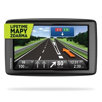 TomTom Start 20 Europe + Mapy 44 kraj�n Europy + Do�ivotn� aktualiz�cia m�p