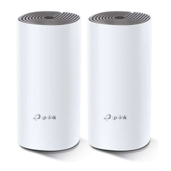 TP-Link Deco E4, AC1200 Whole-Home Mesh Wi-Fi System (1-pack)