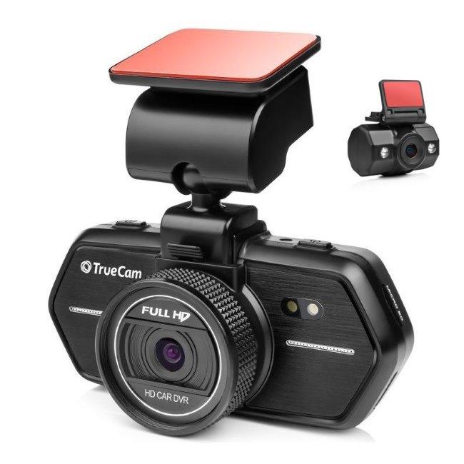 TrueCam A6 - profesionálna HD autokamera