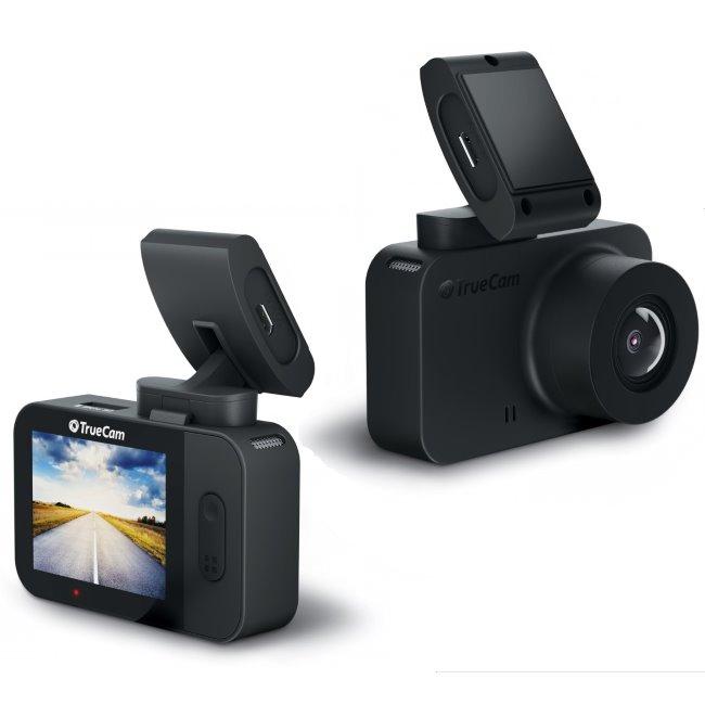 TrueCam M5 WiFi - profesionálna Full HD autokamera s hlásením radarov