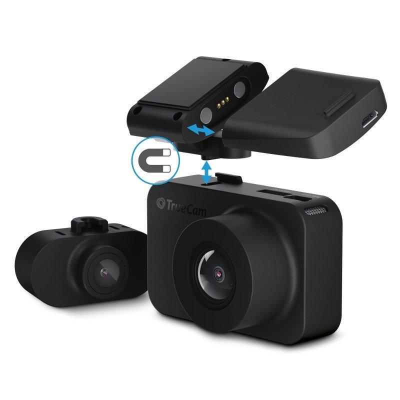 TrueCam M7 GPS DUAL - profesionálna Full HD autokamera