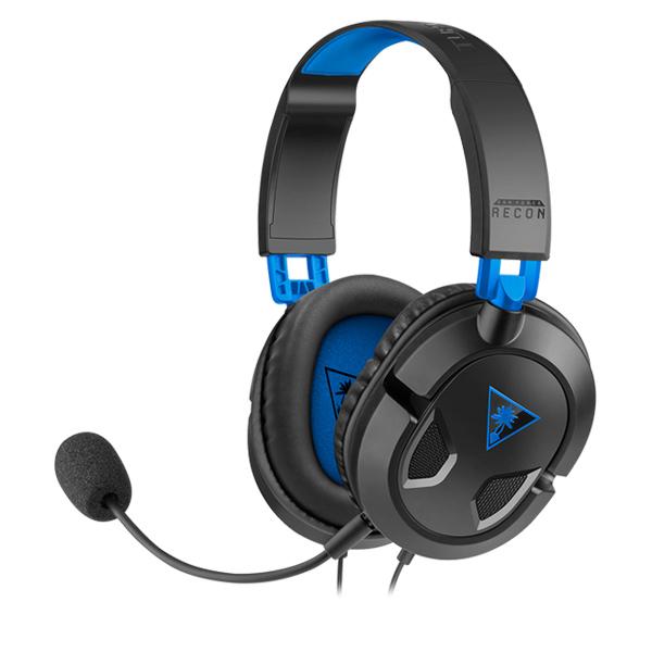 Turtle Beach Recon 50P Headset, čierny