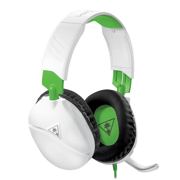 Turtle Beach Recon 70, headset pre Xbox One a Xbox Series X/S, biele