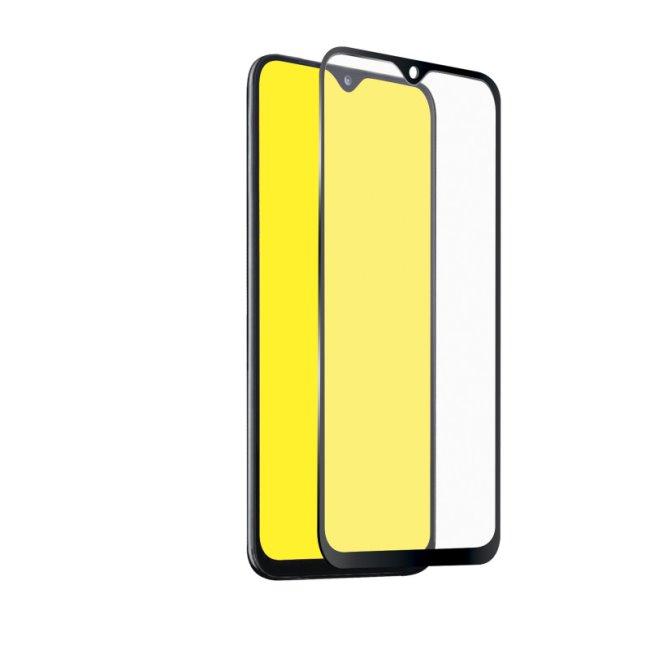 Tvrdené sklo SBS Full Cover pre Samsung Galaxy A10 - A105F, čierne