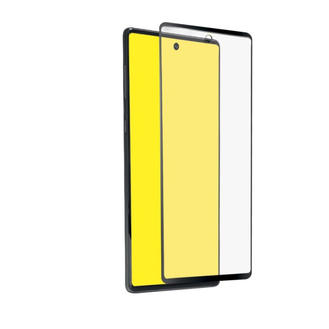 Tvrdené sklo SBS Full Cover pre Samsung Galaxy Note 10 Lite - N770F, black