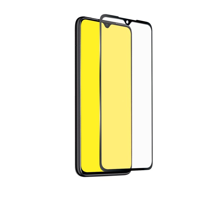 Tvrdené sklo SBS Full Cover pre Xiaomi Redmi Note 8 Pro, čierne