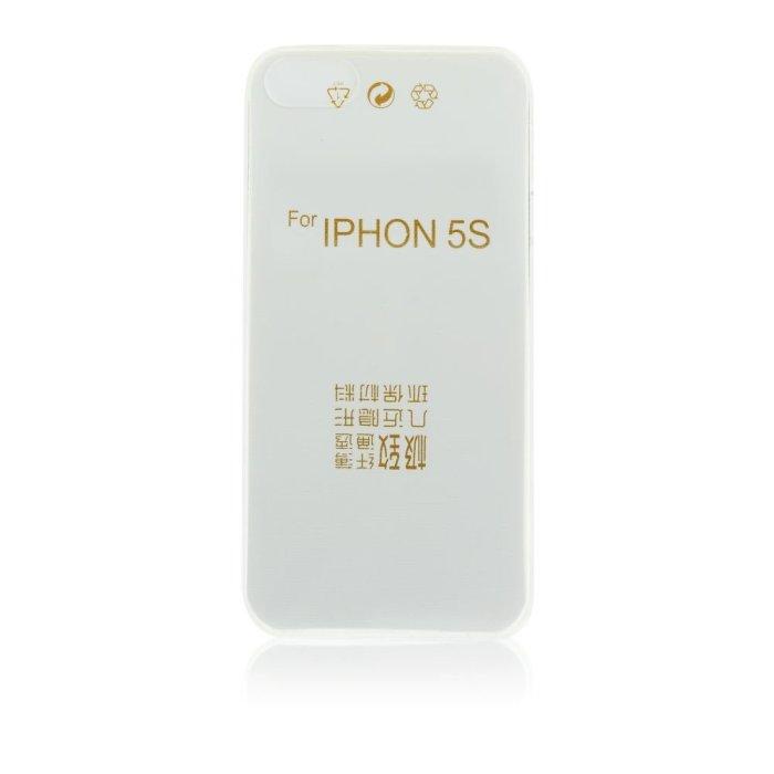Ultra tenké puzdro pre Apple iPhone 6 Plus a 6S Plus, Transparent