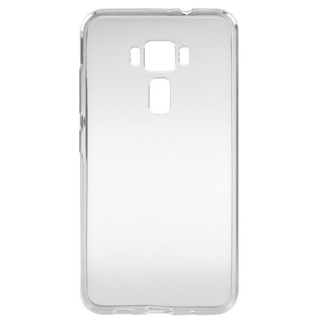 Ultra tenké puzdro pre Asus Zenfone 3 - ZE520KL, Transparent