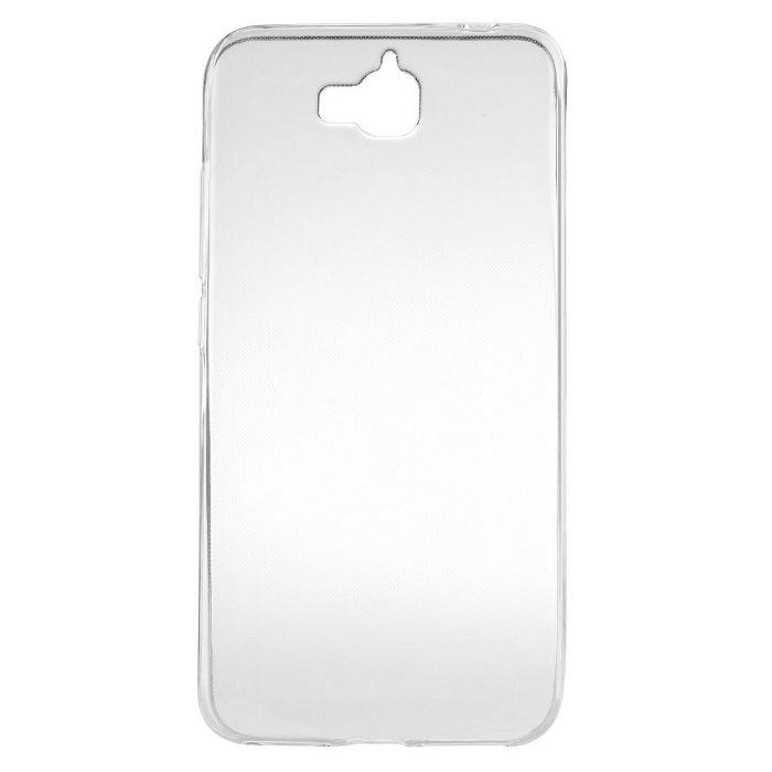 Ultra tenké puzdro pre Huawei Y6 Pro, Transparent 5901737357922