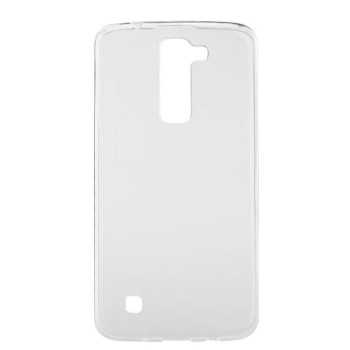 Ultra tenké puzdro pre LG K7 - X210, Transparent 5901737314109