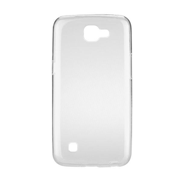 Ultra tenké puzdro pre LG X Screen - K500n, Transparent