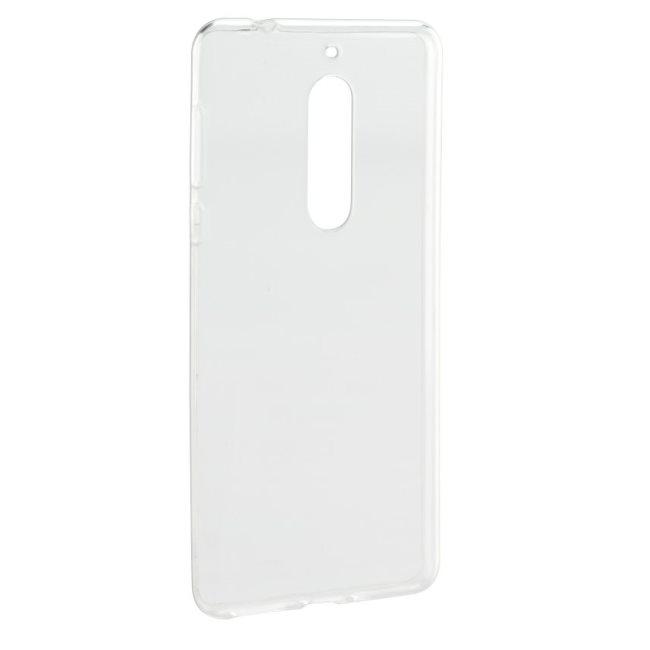Ultra tenké puzdro pre Nokia 6, Transparent
