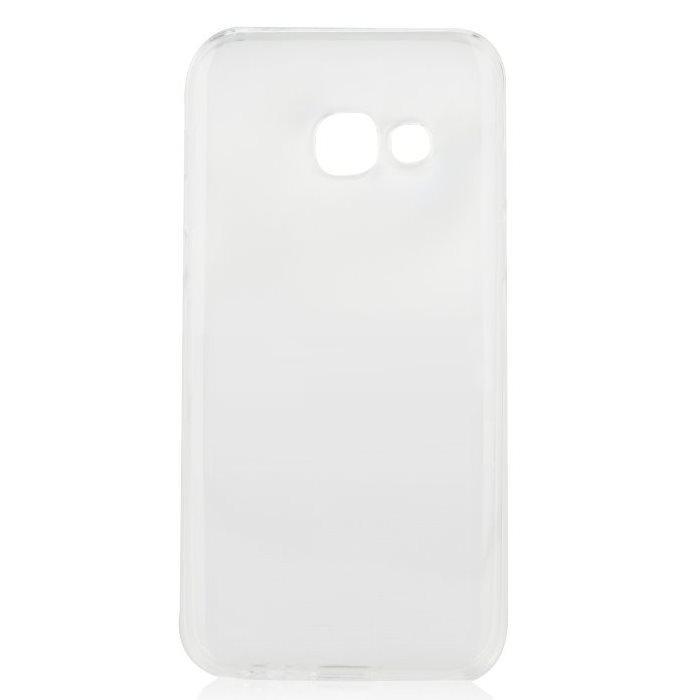 Ultra tenké puzdro pre Samsung Galaxy A3 2017 - A320F, Transparent 5901737387714