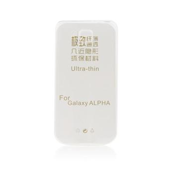 Ultra tenké puzdro pre Samsung Galaxy A5 2016 - A510F, Transparent 5901737310729
