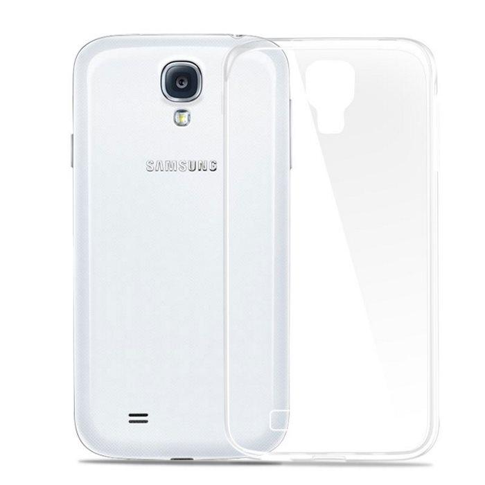 Ultra tenké puzdro pre Samsung Galaxy S4 Mini - i9195 a i9190 a S4 Mini VE - i9195i, Transparent