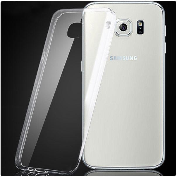 Ultra tenké puzdro pre Samsung Galaxy S6 - G920F, Transparent