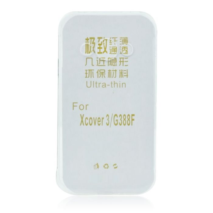Ultra tenké puzdro pre Samsung Galaxy Xcover 3 - G388F, Transparent