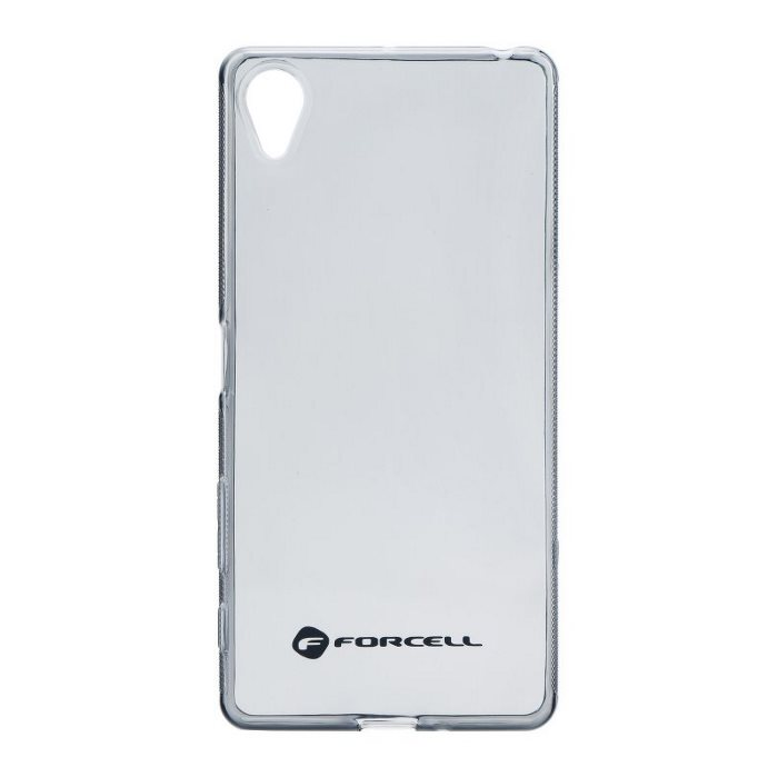Ultra tenké puzdro pre Sony Xperia X - F5121, Transparent 5901737337801