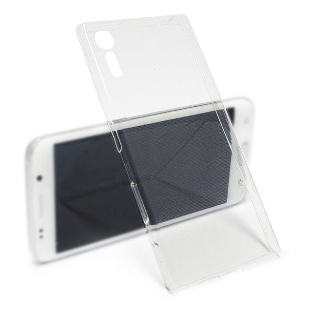 Ultra tenké puzdro pre Sony Xperia XZ - F8331, Transparent